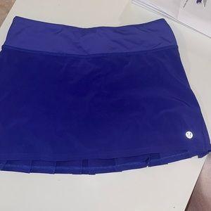 super cute lululemon tennis skirt